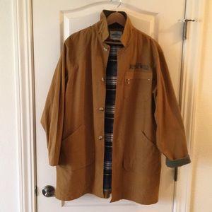 Vintage THE RIVER WILD movie barn coat (2).